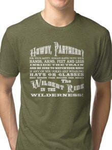 Hang On! Tri-blend T-Shirt