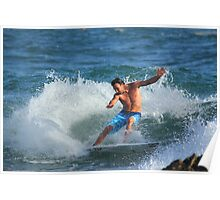 The cutback Poster