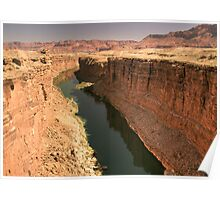 Marble Canyon - 1 © Poster