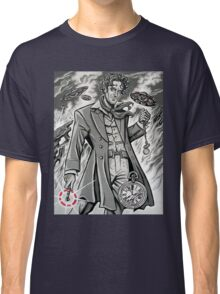 Time War Eighth Doctor Classic T-Shirt