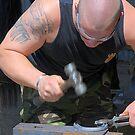 The Blacksmith by AlanPee
