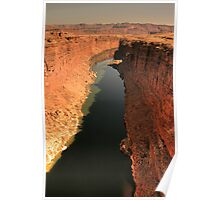 Marble Canyon - 3 - The Final Portrait ©  Poster