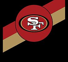 San Francisco 49ers by KeithSwo