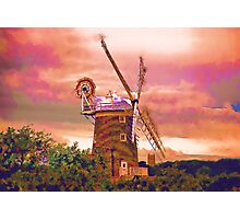 Cley Windmill Norfolk Photographic Print
