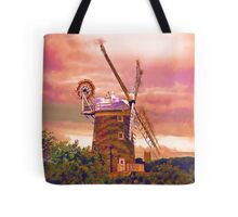 Cley Windmill Norfolk Tote Bag