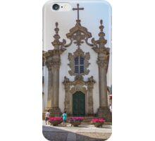 Capela das Malheiras iPhone Case/Skin