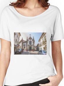 Capela das Malheiras Women's Relaxed Fit T-Shirt