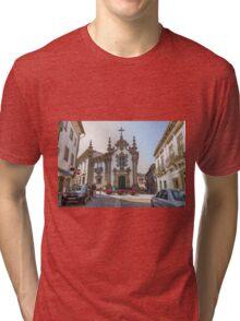 Capela das Malheiras Tri-blend T-Shirt