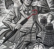 The Seventh Doctor by Raine  Szramski