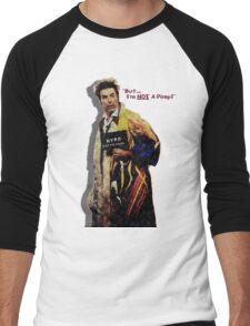 Kramer Pimp'n Men's Baseball ¾ T-Shirt