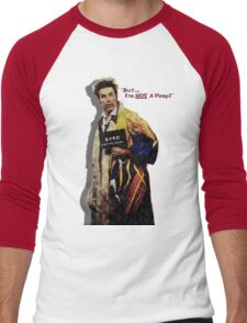 Kramer Pimp'n Men's Baseball ¾ T-Shirt
