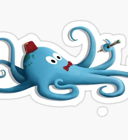Doctor Octopus Sticker