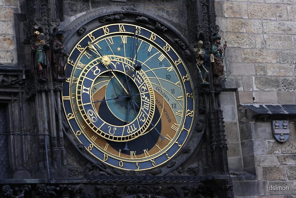 Astro Clock by dsimon
