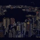 Nightscape  1999 by Wendy Sysouphat
