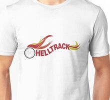 Hell Track Logo From the 80's Movie Rad  Unisex T-Shirt