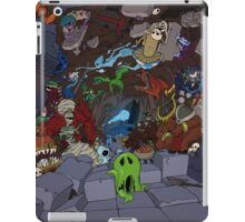 Welcome to the crypt iPad Case/Skin