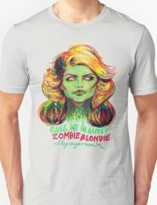 Zombie Blondie T-Shirt
