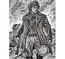 "Young War Doctor/ ""Doctor No More"" Photographic Print"