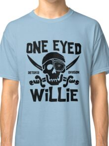 One Eyed Willie Classic T-Shirt