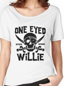 One Eyed Willie Women's Relaxed Fit T-Shirt