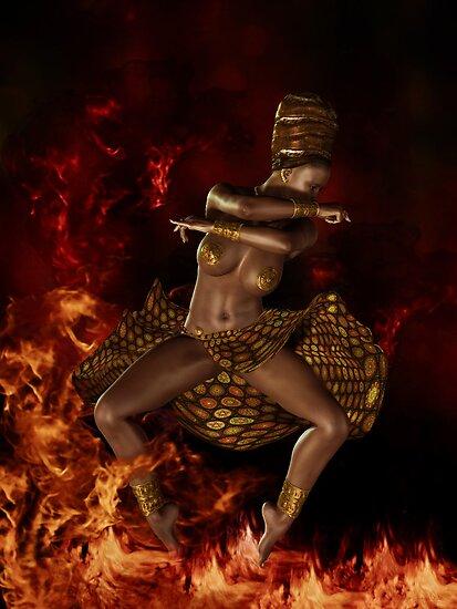 Voodoo Woman by Shanina Conway