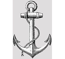 Anchor Photographic Print