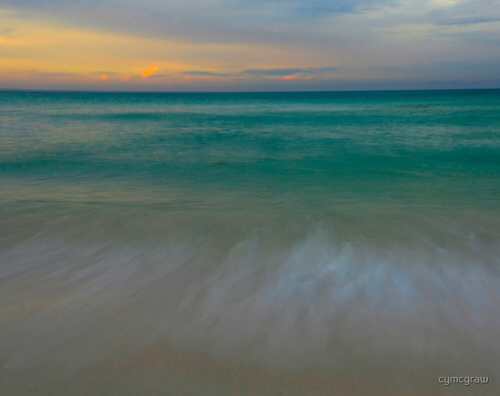 Smooth Flow by Cynthia Broomfield