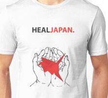Heal Japan #1 Unisex T-Shirt