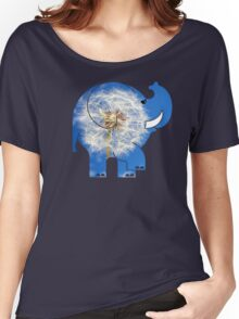 ELLE DANDYLION Women's Relaxed Fit T-Shirt