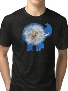 ELLE DANDYLION Tri-blend T-Shirt