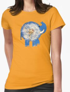 ELLE DANDYLION Womens Fitted T-Shirt