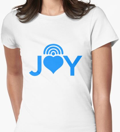 SHARE THE JOY  Womens Fitted T-Shirt