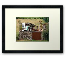 Other Peoples Business #1 Framed Print