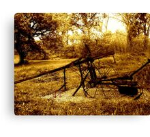 1890s Collins Cultivator II Canvas Print