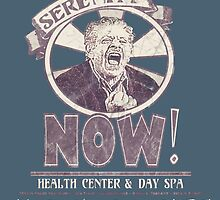 Serenity NOW Health Center & Day Spa (diSTRESSED) by torg