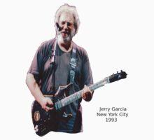 Jerry Garcia 1993 Kids Tee