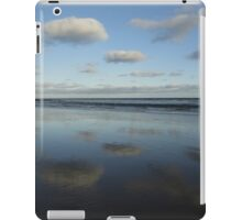 Cloud & Sky Reflections, Breamlea Beach, Australia 2014 iPad Case/Skin