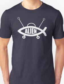 Alien Geek T-Shirt