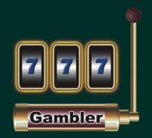gambler by RAFI TALBY