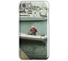 Rubber Ducky - Ferguson St. Jetty, Williamstown, Vic. Aust. iPhone Case/Skin