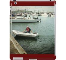 Rubber Ducky - Ferguson St. Jetty, Williamstown, Vic. Aust. iPad Case/Skin