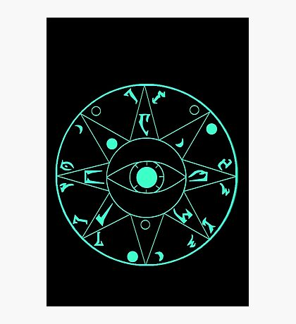 Mages Guild Photographic Print