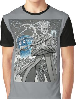 The Twelfth Doctor Graphic T-Shirt