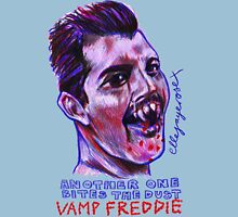 Vamp Freddie Womens Fitted T-Shirt