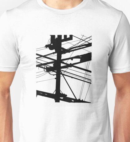 Power Lines Unisex T-Shirt