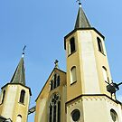 Church in Luxembourg by Vac1