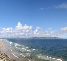 Downhill Beach by Stephen Maxwell