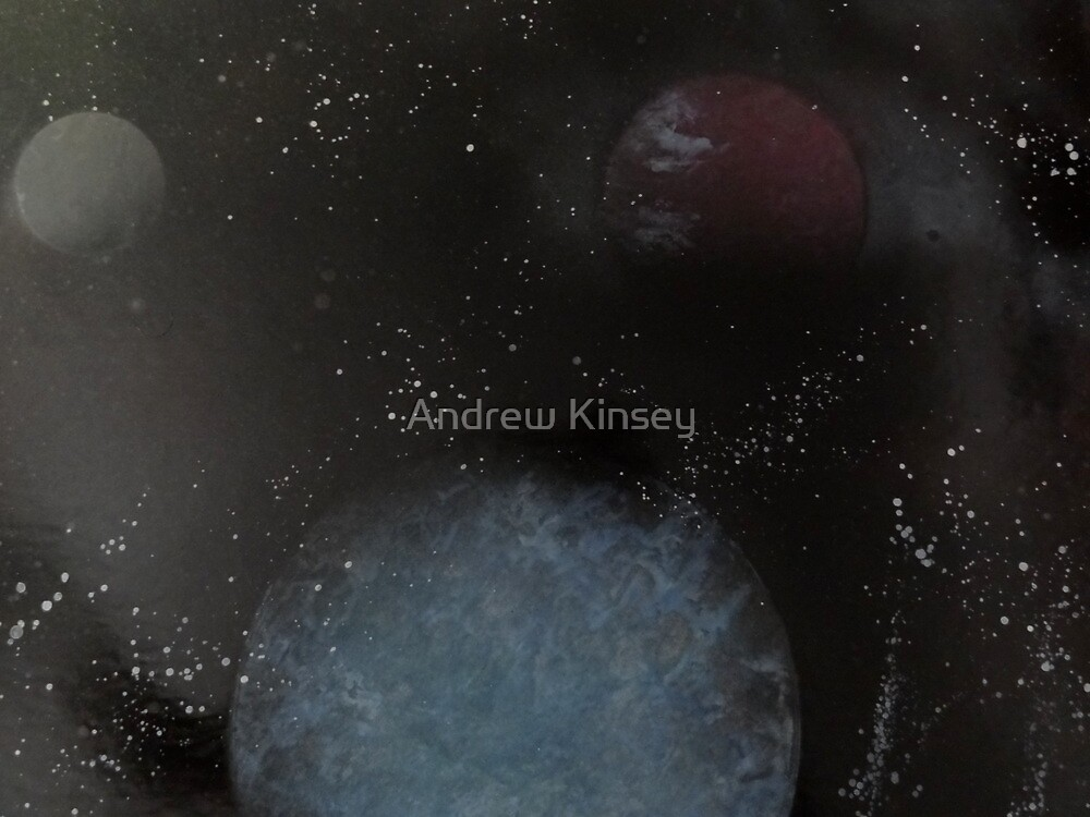 Ice Planet by Andrew Kinsey