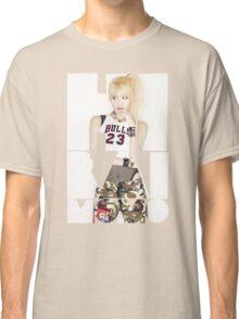 TWICE 'Hirai Momo' Typography Classic T-Shirt