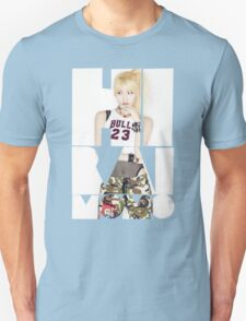 TWICE 'Hirai Momo' Typography Unisex T-Shirt